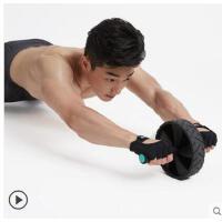 男士腹肌轮双轮回弹 健腹轮家用初学健身器材腹肌轮训练
