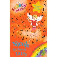 Rainbow Magic: The Green Fairies 78: Nicole the Beach Fairy 彩虹仙子#78:绿植仙子9781408304747