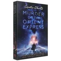 � 方快��\��案英文版原版 Murder on the Orient Express 英文原版�商�乙赏评硇≌f 阿加莎克