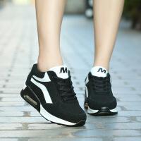 四季款新品女士低帮新款增高鞋 休闲鞋增高气垫运动鞋 时尚轻便休闲潮鞋