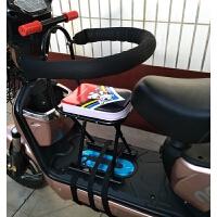 电动车摩托车儿童座椅前置婴儿宝宝小孩电瓶车踏板车