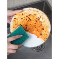 洗碗刷碗擦洗碗布百洁布洗锅刷锅清洁去污海绵块厨房用品