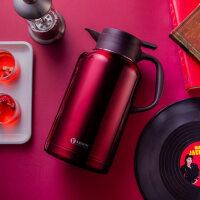 304不锈钢保温水壶杯大容量暖壶瓶热水瓶2.2L家用保温壶