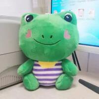 情侣青蛙公仔毛绒玩具青蛙王子玩偶婚庆活动布娃娃男女生礼物