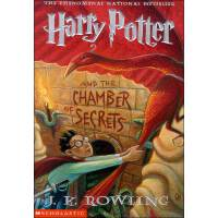 Harry Potter And The Chamber of Secrets 《哈利・波特与密室》(美国版,平装)