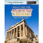 【预订】What Did the Ancient Greeks Do for Me?