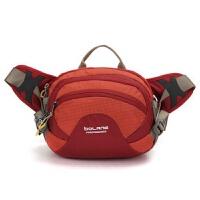 户外腰包大容量男女多功能登山包运动旅游骑行挂包收纳证件包防水