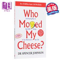 【中商原版】谁动了我的奶酪 英文原版 Who Moved My Cheese 英文版 励志 斯宾塞・约翰逊 教你该如何