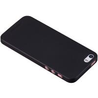 momax摩米士iPhone SE手机壳薄苹果5全包透明硬壳5s防摔保护套