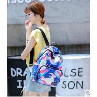 女士包包双肩包女韩版大学生休闲迷你小背包时尚高中学生书包