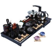 尚帝 紫砂茶具茶盘套装 整套电磁炉茶具套装Z-XKV41K1