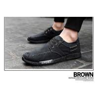 2018夏季新款帆布鞋男韩版潮流运动休闲鞋男防滑透气青年男士鞋子