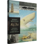 Moby Dick 白鲸 英文原版 Candlewick Illustrated Classic 系列 Herman