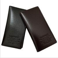新款钱包男长款潮薄男士韩版零钱包男土学生钱夹青年折叠皮夹
