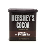 美国原装进口HERSHEY'S/好时可可粉 纯巧克力粉 226g