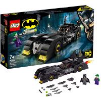 【当当自营】LEGO乐高 DC超级英雄蝙蝠侠系列 76119 蝙蝠战车之追捕小丑
