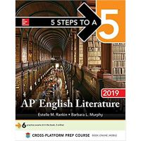 5 Steps to a 5: English Literature 2019