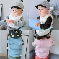 宝宝秋冬儿童男童女童保暖毛线针织衫背心婴儿马甲冬季内穿小童