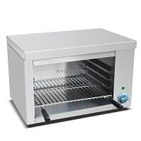商用电热面火炉烧烤炉烤鱼炉烤面包韩式日式机烧烤炉烤肉炉