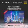 索尼(SONY) KD-70X8300F 70英寸 4K超清HDR安卓智能液晶电视机 2018年新品