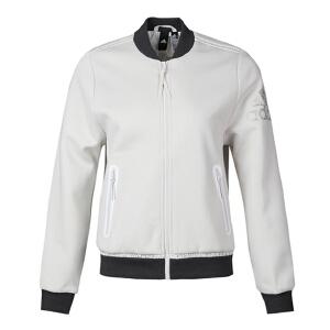 adidas阿迪达斯2019女子BOMBER KN FEM针织外套DW4549