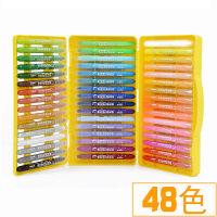 晨光(M&G)油画棒油画笔小学生炫彩棒幼儿童彩绘水溶性水洗丝滑蜡笔