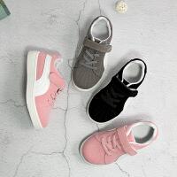 春运动鞋潮男女童鞋休闲板鞋宝宝小白鞋