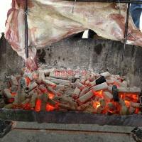 烧烤碳 无烟环保碳 木炭 无烟户外烧烤木炭果 木炭木碳烧烤机制碳