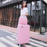 学生行李箱万向轮拉杆箱结婚密码硬箱子20寸22寸24寸26旅行箱女 新款