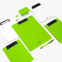 飞兹加厚A5书写板夹写字垫板/文件夹板/办公用品 A6384