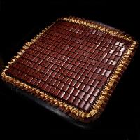 汽车座垫通用单竹片竹垫子夏天麻将凉垫夏季透气坐垫汽车凉席座垫