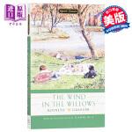 【中商原版】风语河岸柳 柳林风声 英文原版 The Wind in the Willows (Signet Class