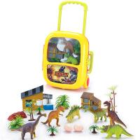 儿童过家家小医生玩具套装女孩化妆厨房切水果工具旅行李拉杆箱男