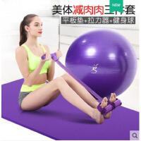 新品平板支�渭���\�佑��健身�|套�b瑜伽�|拉力器瑜伽球套�b