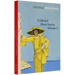 华研原版 毛姆短篇故事集3 英文原版 Collected Short Stories Volume 3 全英文版进口英