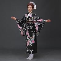女式士正装浴衣长款改良日本传统和服cos动漫lovelive写真演出服