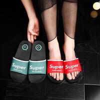 浴室拖鞋女夏季室内防滑韩国洗澡可爱卡通韩版家用凉拖鞋