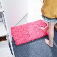 吸水地垫卫生间门口地毯卧室门垫脚垫家用卫浴浴室防滑垫子