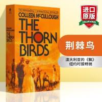 华研原版 荆棘鸟英文版原版 The Thorn Birds 全英文原版书 正版进口英语经典畅销书籍 澳大利亚的飘