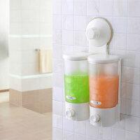 双庆家居 吸盘洗手液瓶壁挂式皂液器 SQ-1901