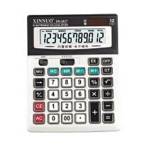 信诺DN-3677 按键不掉色 桌面型计算器