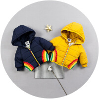 201805050236577302男宝宝3女婴儿4冬装05棉袄6上衣7外套9潮1岁半12个月8加厚