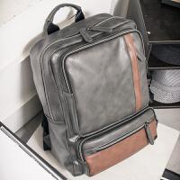 男士背包双肩包男时尚潮流韩版学生书包女休闲旅行运动电脑包潮包
