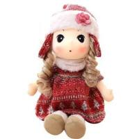 布娃娃毛绒玩具公仔 儿童玩偶圣诞节礼物送女孩