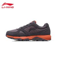 李宁跑步鞋男鞋2018新款高达2018耐磨防滑早晨跑跑鞋鞋子运动鞋ARDN027
