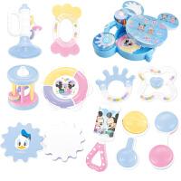 宝宝牙胶手摇铃 新生婴儿0-1岁手抓球益智玩具 送男孩女孩摇铃礼盒套装