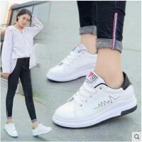 加绒ins小白鞋女新款秋季百搭韩版学生运动平底街拍板鞋子冬