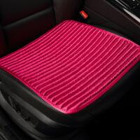 汽车坐垫单片养生后排防滑荞麦壳单个车垫子三件套四季通用车座垫