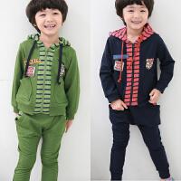 *儿童装 男童卫衣套装 2-5岁