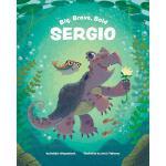 【预订】Big Brave Bold Sergio